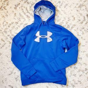 UNDER ARMOUR | logo hoodie